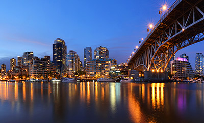 City of Vancouver, BC - Sustainability