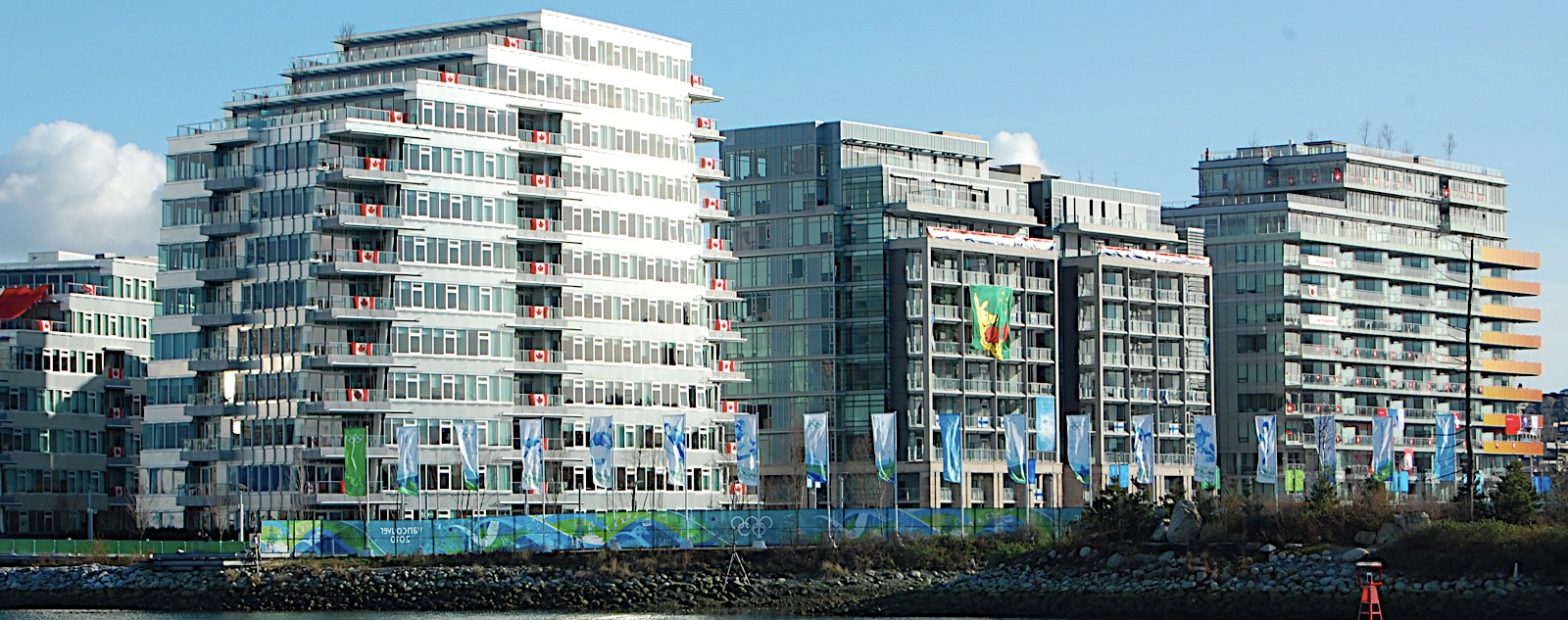 Vancouver Olympic Village - Sustainability