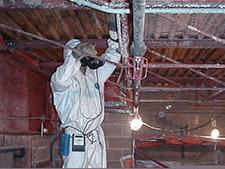 Asbestos hazard